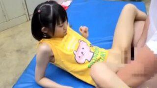 Aya Miyazaki Jav Idol Fucked In The Gym Changing Room On the Floor