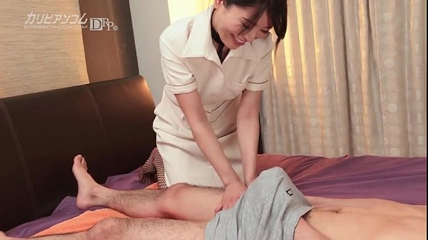 NaNa Nakamura masseuse knows how to treat her clients